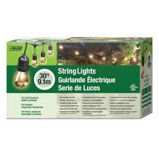 30 foot string lights feit electric