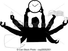 At the same time clipart