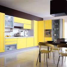 cuisine jaune et blanche quelle couleur pour une cuisine blanche gnial couleur peinture