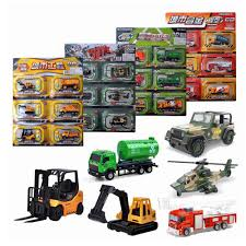 100 Trucks Toys 164 Miniature Model Toy Alloy Engineering Vehicles Tanker