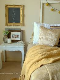 Amazing Ideas Gold Bedroom Decor