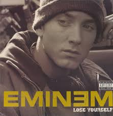 Eminem Curtains Up Encore Version by Eminem 5 Albums 2 Compilations 14 Singles 1999 2009 Ape