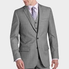 egara gray sharkskin slim fit suit separates coat men u0027s suit