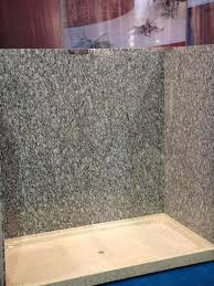 charming marble shower walls cultured marble shower walls cleaning