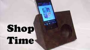 To Make A Phone Cool Wood Projects For Phones Amplifierspeaker No Cord Or Batteries Needed How
