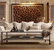 Cheetah Print Living Room Decor by Best 25 Leopard Home Decor Ideas On Pinterest Leopard Room