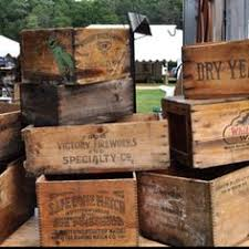 Antique Wooden Crates I Need To Know Where Can Find An Old Crate Like