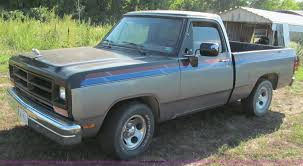 100 New Dodge Trucks For Sale 1988 Ram D150 Pickup Truck Item E2141 SOLD Wednes