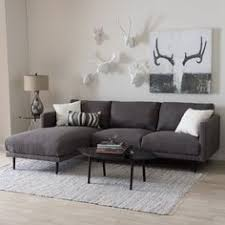 Hodan Sofa Chaise Canada by Hodan Sofa Chaise Marble Earthy Contemporary And Living Rooms