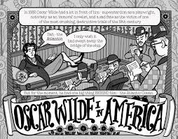 Upcoming Oscar Wilde In America