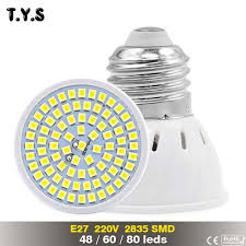 bombilla led spot light bulb e27 220v led l lada para casa