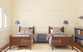 schlafzimmer für zwei kinder stockfoto und mehr bilder babyzimmer