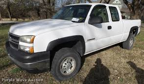 2007 Chevrolet Silverado 2500HD Ext. Cab Pickup Truck | Item...