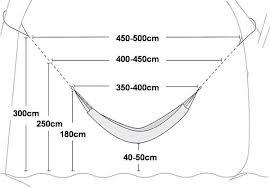 wie hängt eine hängematte anleitung zum aufhängen der
