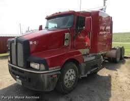 100 Trucks For Sale In Oklahoma 1997 Kenworth T600 Semi Truck Item DD5765 9202018