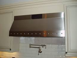 Decorative Metal Banding For Furniture by Custom Range Hoods Brooks Custom