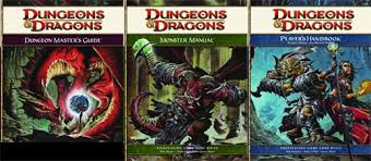 4th Edition D And Legend Of Drizzt Board Game Dungeons Dragons Free Shipping