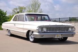 100 Custom Truck Hq 1964 Ford Galaxie SOLD