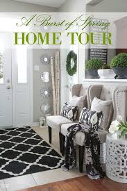 Come See My BURST OF SPRING Home Tour Loads Of Fresh Spring Decor