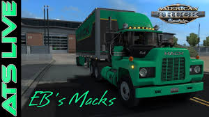 ATS Manjaro MACK Trucking On Linux LIVE #4 (American Truck Simulator ... American Truck Simulator Review Rocket Chainsaw Awesome New Images And Interiors From Ats Scs Softwares Blog Trailers Impressions I Nearly Crashed Into A Bus Trailer Wallbert American Truck Simulator 121 Ets2 Euro Kenworth T800 Heavy Equipment Hauler Driving Games Excalibur Catalog A Page 18 Mods Steam Community Guide The Patriots Handbook For Image 3 Mod Db