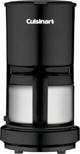 Cuisinart 4 Cup Coffee Maker Multi DCC 450BK