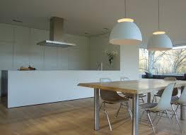 lumini bossa offene küche esszimmer modern esszimmer