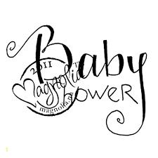Cute Animal Baby Shower Theme Invitation Template Baby