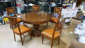 italienischer designer tisch 6 stühle günstig
