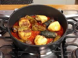 cuisine tunisienn recette de cuisine tunisienne unique légumes farcis recette mehchi