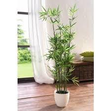 kunststoffpflanze bambus