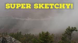 100 Wildcat Ridge Climbing 4000 Feet In Bad Weather Trail