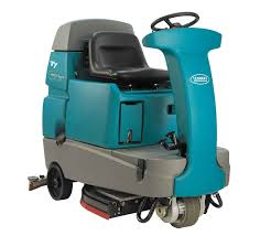 Floor Scrubbers Home Use by T7 Micro Rider Floor Scrubber
