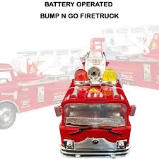 Amazon.com: ANJ Kids Toys - Battery Operated Fire Truck Toys For ... Radio Flyer Battery Operated Fire Truck Ride On 64cf2d7b0c50 Mystery Action Car Chief Tnnt Nomura Toys Made In Shop Velocity Bump And Go Kids Toy Safety Power Wheels Firetruck Mayhem 12 Volt Custom Vintage Tn Nomura Japan Tinplate Battery Operated Fire Truck Engine Bryoperated For 2 With Lights Sounds Powered Youtube 2007 Acterra Sterling Ambulance Used Details Jual Mainan Mobil Remote Control Rc Pemadam Kebakaran Di Lapak Faraz Plastic Converted Into A R Flickr Squad Water Squirting Engine Children
