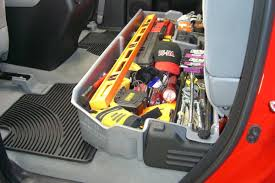 Du-Ha Underseat Storage Tool Box #20115 | Truck Logic 2016 Custom Under Seat Storage Rear Ford F150 Forum Community Gm 23183674 Underseat Box For 2014 2015 Silverado Or Sierra Truck Back Vehicles Contractor Talk Save Up To 12000 Off Allnew 2019 Ram 1500 Seat Storage Organizer Mounting Dodge Cummins Diesel Used Chevrolet Sale Types Of Diamond Plate Under Pinterest Compare Replacement Subwoofer Vs Duha Etrailercom Husky Gearbox Interior Cars Gallery Duha Cab Storage Pts Trucks Chevy Youtube