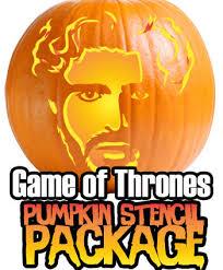 Singing Pumpkins Grim Grinning Pumpkins Projector by Halloween Is Coming Game Of Thrones Men Pumpkin Patterns Package