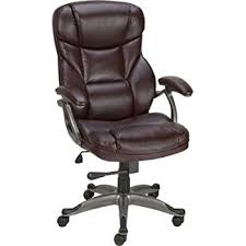 amazon com turcotte luxura high back managers chair black