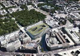 bnp paribas siege bnp paribas fortis outlines plans for headquarters