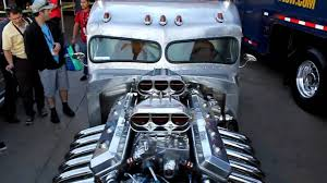 1960 Peterbilt Semi Truck Transformed Into A Badass Hotrod!!!