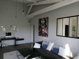 verriere chambre rénovation appartement style loft ouest home verrière