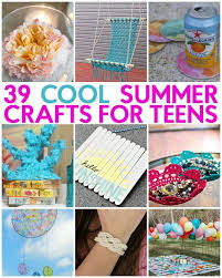 Fun Crafts To Do At Home For Teens