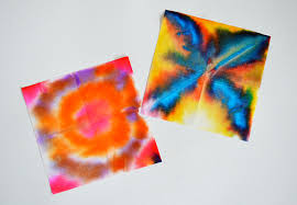 Dye Art Experimenting And Crafting With Michelle McInerney Of MollyMooCrafts For Kids Activities Blog