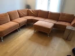 sofa sitzgruppe eckcouch ca 2 80 x 3 10 m segmüller