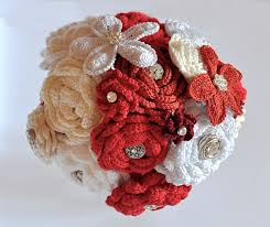 Hooking on Madrid s Metro How to Make a Crochet Flower Bouquet