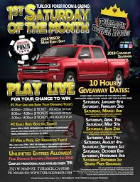 Play Live, Win Big! 2018 Giveaway - Turlock Poker Room Maverik Awards Mav Max Doomsday Truck And Atv St George News Touch A Truck Giveaway Prince William County Moms Bsmaster Sweepstakes Fantasy Fishing Bass Trip Giveaways Peterbilt Celebration To Have 76 359 Giveaway 400 Milestone Trucks Jconcepts Rc Monster Model Car Pinterest 1000 Peak Pavement Ford Raptor Ilani Room Diessellerz Win This Truck Omega Rugged Ram Trucks In Music Videos Miami Lakes Blog Toyota Tacoma 2018 Omega Psa Bro Science