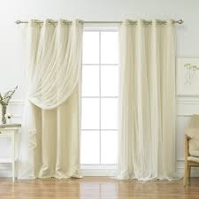 Yellow And White Striped Curtains by Curtains U0026 Drapes Joss U0026 Main