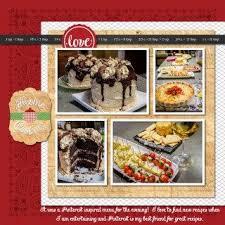 scrapbooking cuisine 194 best recipe album scrapbook ideas images on book