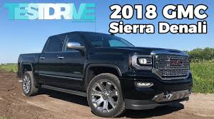 100 Truck Spot Light Doing Stuff 2018 GMC Sierra Denali TestDrive Light
