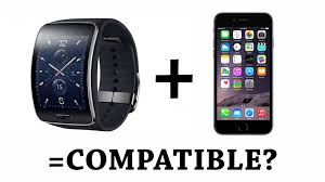 Use Samsung Gear S with iPhone 6 Plus or ANY other Non Samsung
