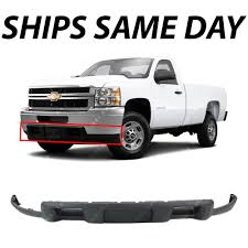 100 Chevy 2014 Truck NEW Lower Front Bumper Air Deflector For 2011 Silverado