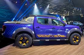 100 Rescue Truck Nissans Frontier Sentinel Concept Is A Rugged With A